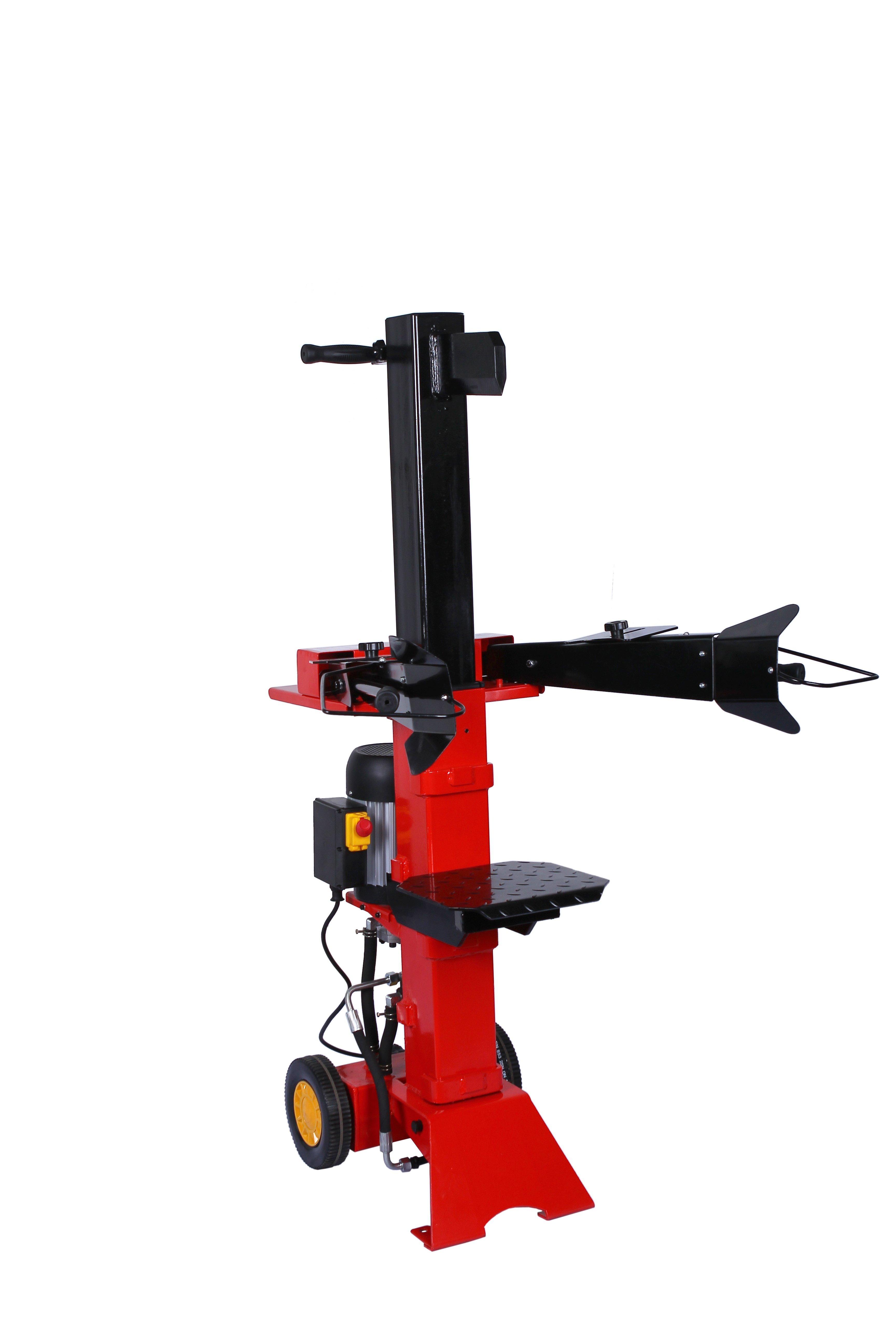 Fellotool 7 Ton Hydraulic Electric Log Splitter